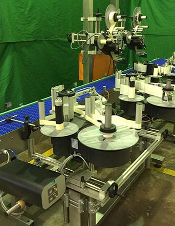 Custom-built Conveyors